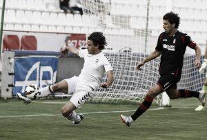Los fallos en defensa le cuestan el partido al Albacete