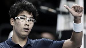 Chung derrota favorito Rublev e garante vaga nas semis do Next Gen Finals