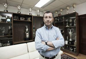 José Luis Molina se desvincula del Real Betis