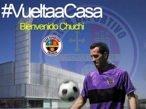 Chuchi Jorques deja el CD Guijuelo para ser el primer fichaje del CD Palencia
