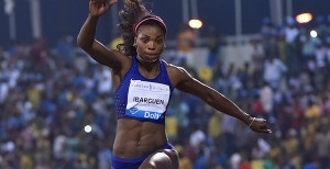 Atletica - Diamond League, Doha: la Bowie brucia la Schippers nei 100, balzo Ibarguen, bene Webb e Kiprop