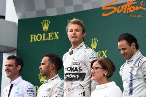 Nico Rosberg após triunfo: «A partida marcou a corrida»