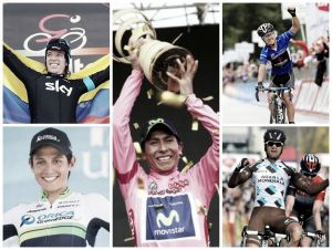 Nairo termina sexto y Colombia séptima en la UCI World Tour 2014
