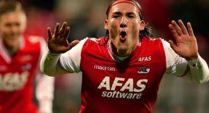Gudelj da la victoria al AZ sobre el Groningen