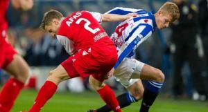 Al Heerenveen no le vale el 1-0 y es el AZ Alkmaar el que pasa de ronda