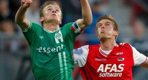 AZ y Groningen empatan y se citan para la vuelta en el Euroborg