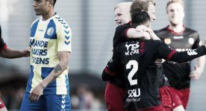 Excelsior vence RKC Waalwijk e leva vantagem para o segundo jogo