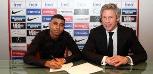 Laros Duarte firma tres años por el PSV