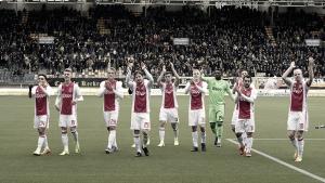 El Ajax vuelve a Europa 20 años después