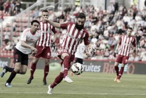 Girona - Osasuna: puntuaciones de Osasuna, jornada 36 de la Liga Adelante