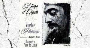 """""""Vuelve el flamenco"""", El Cigala regresa a casa"""