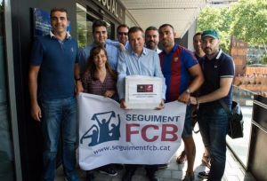 'Seguiment FCB' busca ser real