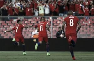 Qualificazioni Russia 2018 - Sanchez e Paredes piegano un Venezuela mai domo: 3-1 per il Cile
