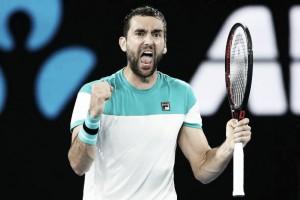 Cilic vence Edmund e garante vaga em sua primeira final no Australian Open