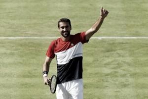 Cilic passa com facilidade por Verdasco na primeira rodada no ATP 500 de Queen's
