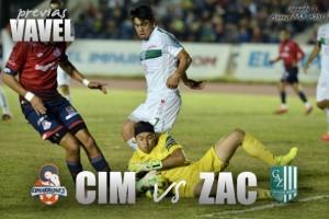 Previa Cimarrones - Atlético Zacatepec: Indispensable sacar los tres puntos