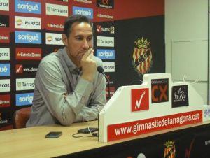 """Vicente Moreno: """"Hemos cumplido el objetivo de acumular minutos y ver errores"""""""