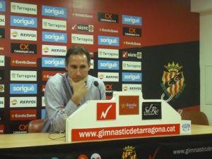 """Vicente Moreno: """"Hay mucha más preocupación fuera que dentro"""""""