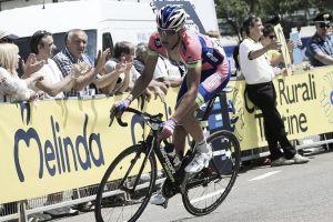 Davide Cimolai estrena su palmarés profesional en el Trofeo Laigueglia
