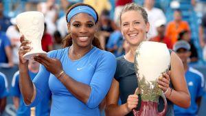 WTA Cincinnati, estratti i tabelloni