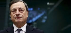 Mario Draghi tomará medidas para marzo