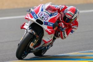 Ufficiale, Dovizioso rinnova con Ducati fino al 2018