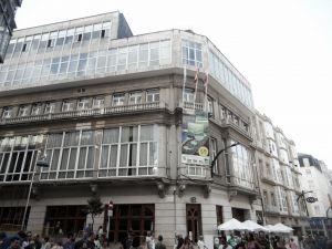 Celta: preacuerdo con el Círculo Mercantil para la compra de su sede
