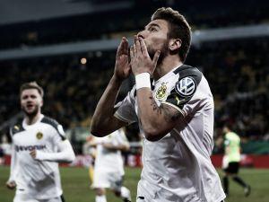 Dynamo Dresden 0-2 Borussia Dortmund: Immobile fires Dortmund into the quarter-finals