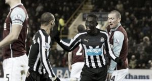 Burnley 1-1 Newcastle United: Cisse stunner prevents back to back defeats for Magpies