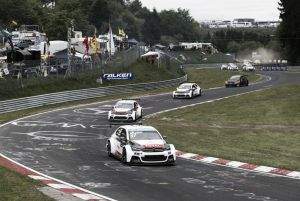 Citroën se reparte las victorias del Gran Premio de Alemania 2015