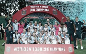 Seattle Reign duo brings Melbourne City back to back Westfield W-League titles