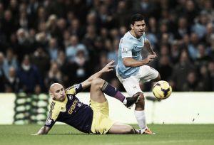 Manchester City - Swansea City: un cisne amenaza el cielo azul