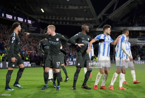 Manchester City vs Huddersfield Town Preview: Tenacious Terriers looking to spoil City celebrations