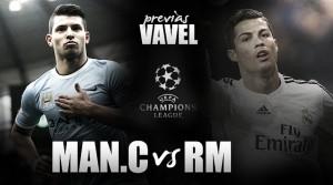 Manchester City - Real Madrid: primer asalto camino a Milán