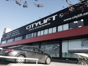Citylift patrocinará al Girona FC las próximas 2 temporadas