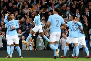 Champions League - Sterling e Gabriel Jesus, vola il Manchester City. Al Napoli non basta Diawara (2-1)