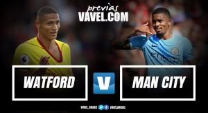 Em duelo de invictos, Watford e Manchester City se enfrentam pela Premier League