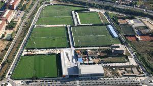 La ampliación de la Ciudad Deportiva, en negociaciones