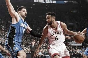 NBA, Toronto si sbarazza dei Magic. New York sorprende i Pistons