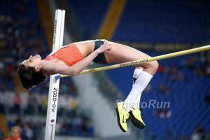 Chicherova siempre vuela más alto