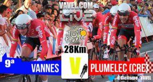 Tour de France 2015, cronometro a squadre alla BMC. Froome guadagna sui principali rivali
