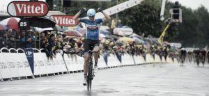 Tour de France 2014 : Navardauskas sous un déluge