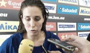 "Clara Espar: ""Ha sido clave no ponernos nerviosas"""