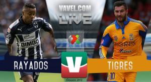 Resultado Monterrey - Tigres en Liga MX 2016 (1-0)