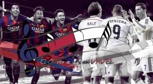 FC Barcelona - Real Madrid, el clásico de la música