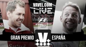 Pole para Hamilton en España