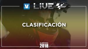 Resumen Clasificación GP de Alemania 2018 de Moto GP