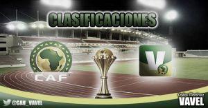 Clasificaciones de la Copa África de Guinea Ecuatorial 2015