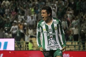 Claudio González le da el empate al León ante Lobos