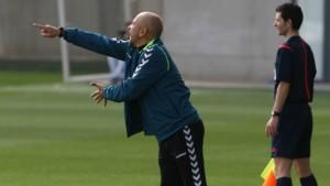 """Claudio Barragán: """"La Balona nos va a exigir muchísimo"""""""